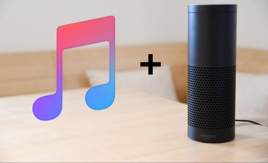 Apple Music on the Amazon Echo.