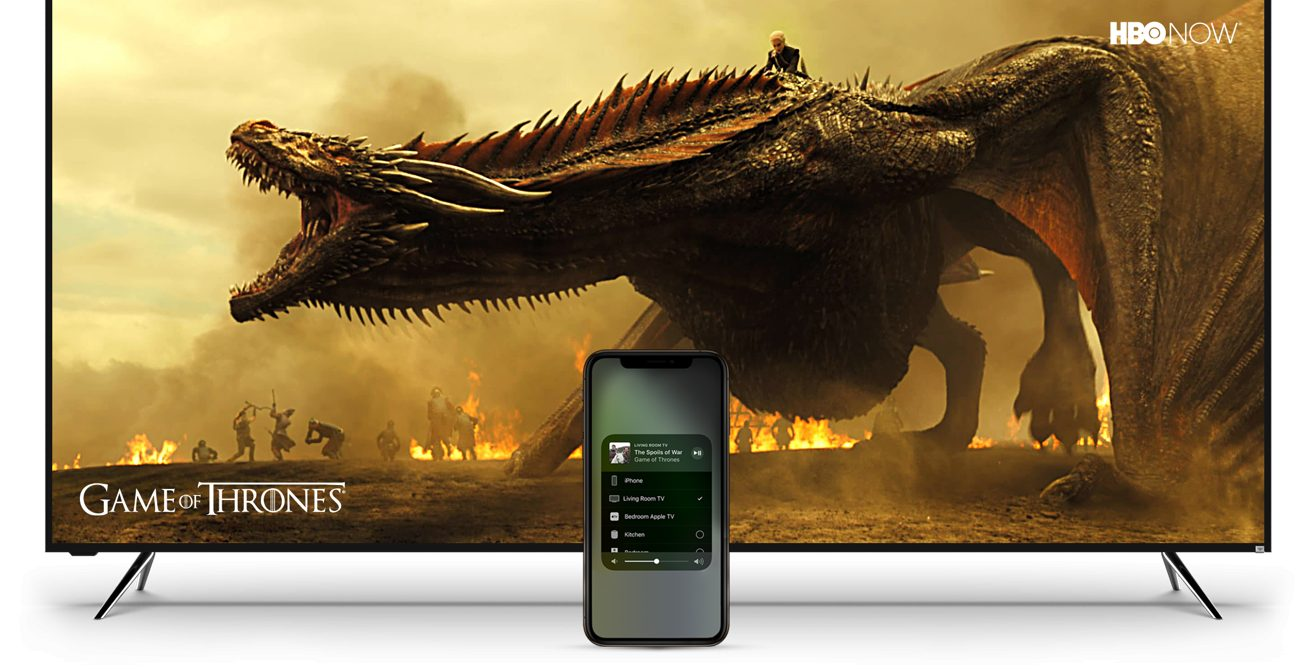 Apple Opens iTunes Video and AirPlay Up to TV Rivals