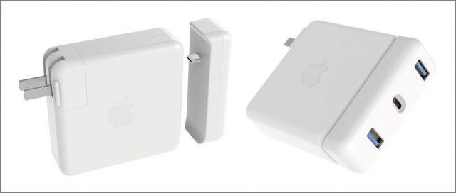 De USB-C-hub HyperDrive.