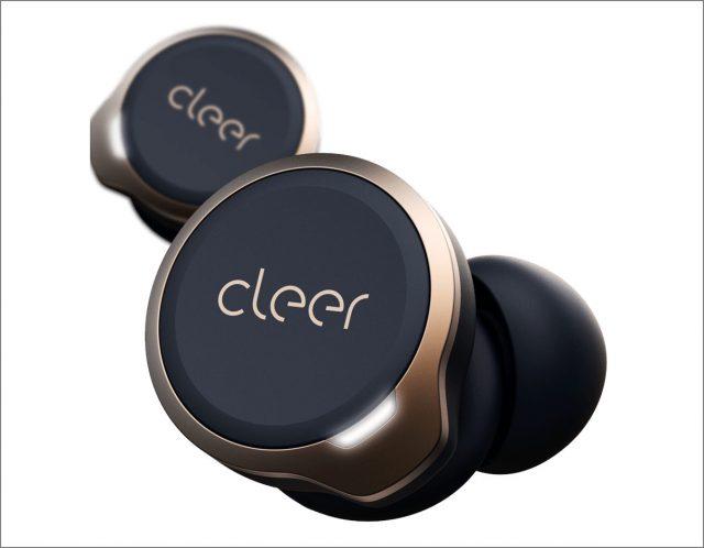 Cleer Wireless Earbuds