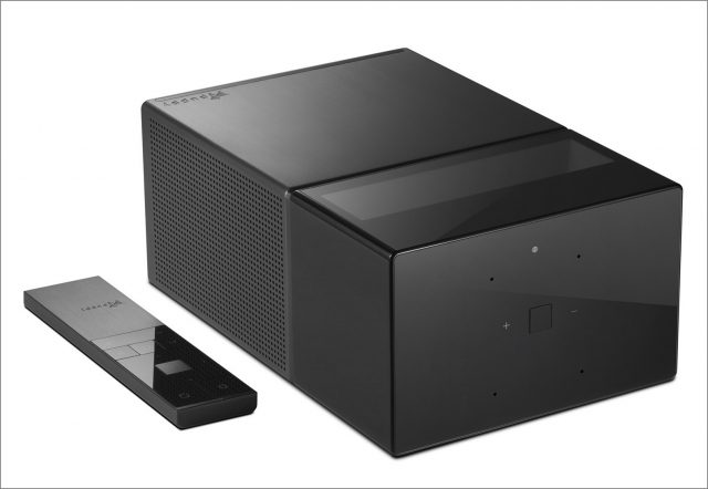 De digitale projector Puppy Cube S