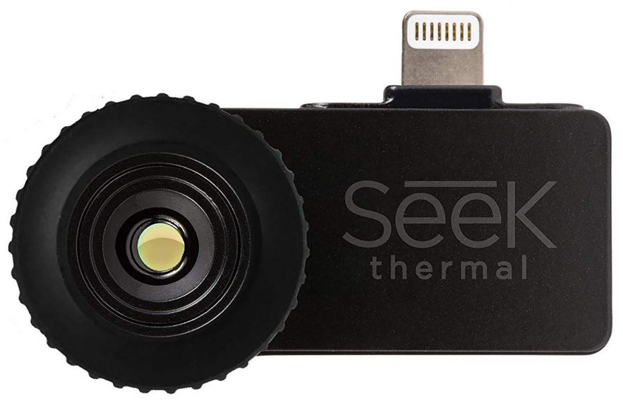 The Seek thermal calendar.