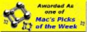 Mac's Pick of the Week