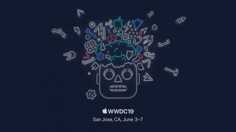 Apple's 2019 WWDC logo.
