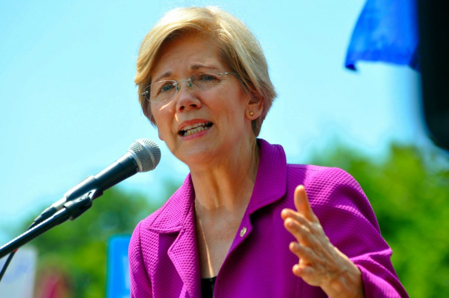 Photo of Senator Elizabeth Warren