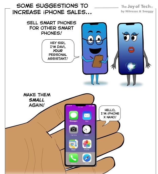 A Joy of Tech comic