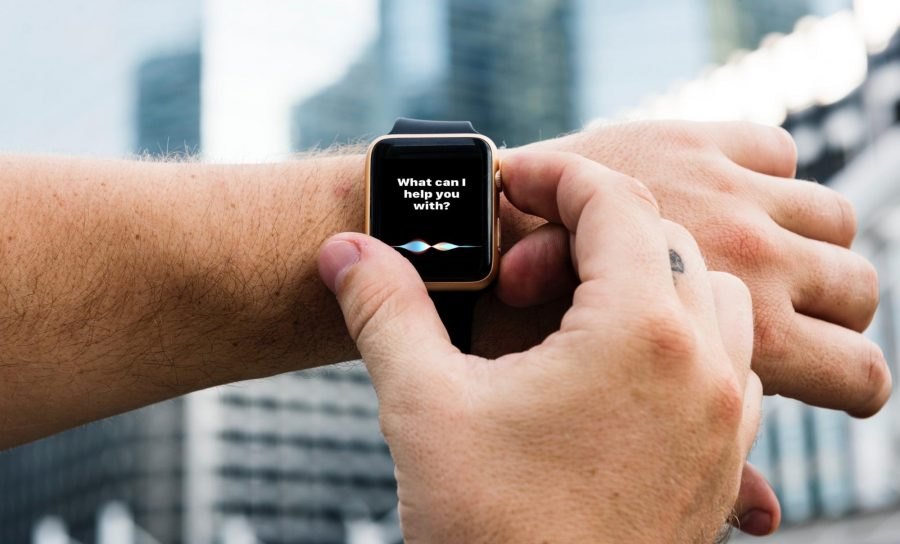 Siri on the Apple Watch
