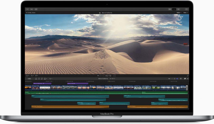 The 2019 MacBook Pro