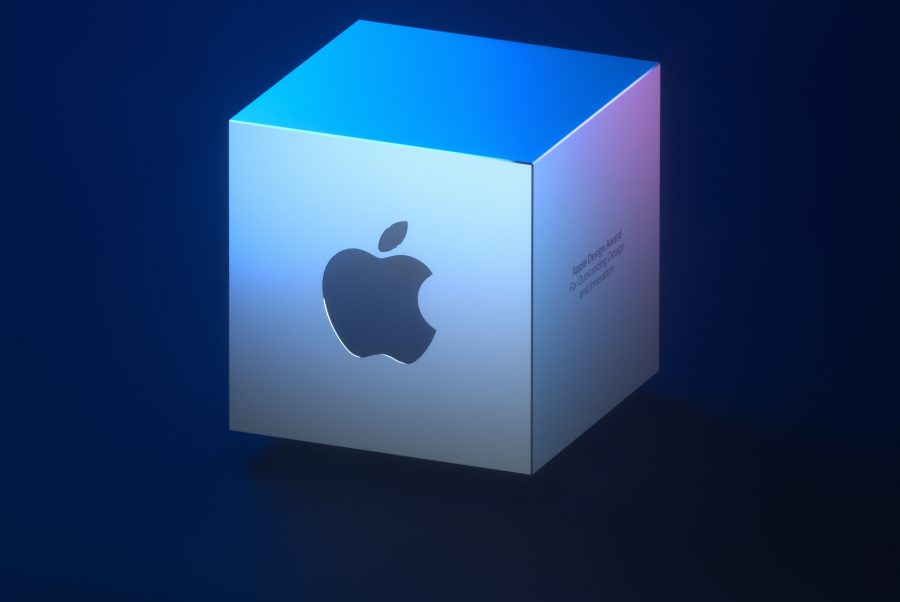 The Apple Design Awards logo