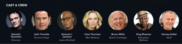 ReelGoods cast- en crewlijst