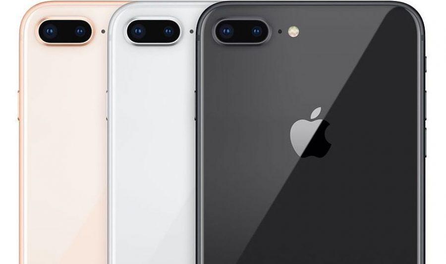 The iPhone 8 Plus