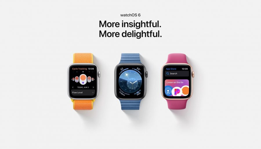 watchOS 6 hero image