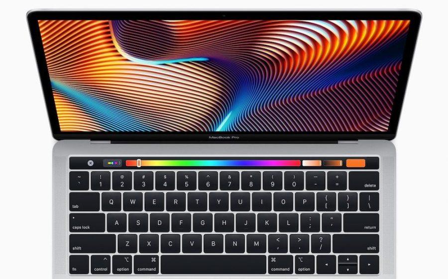 The 2019 13-inch MacBook Pro
