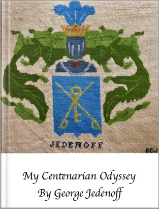 Book cover for My Centenarian Odyssey