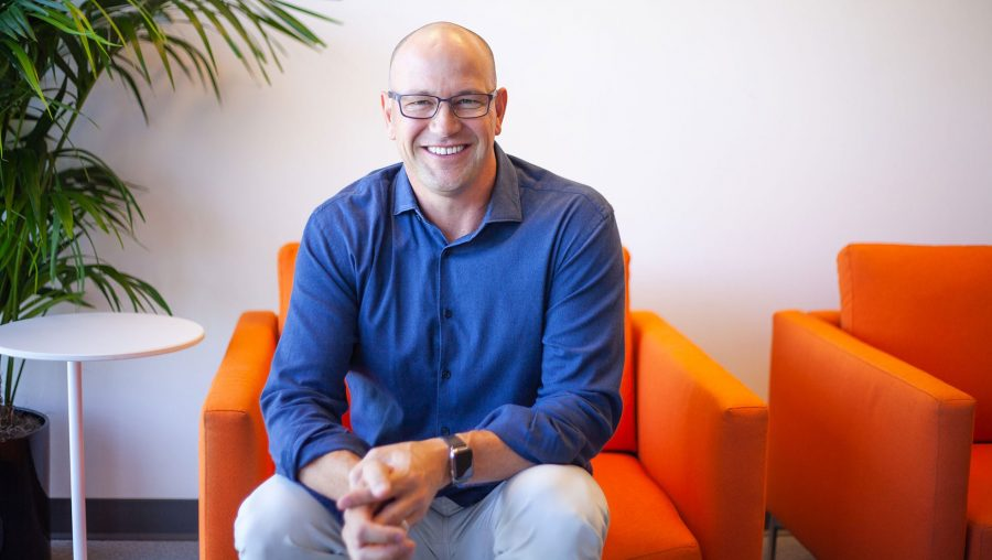 FileMaker CEO Brad Freitag