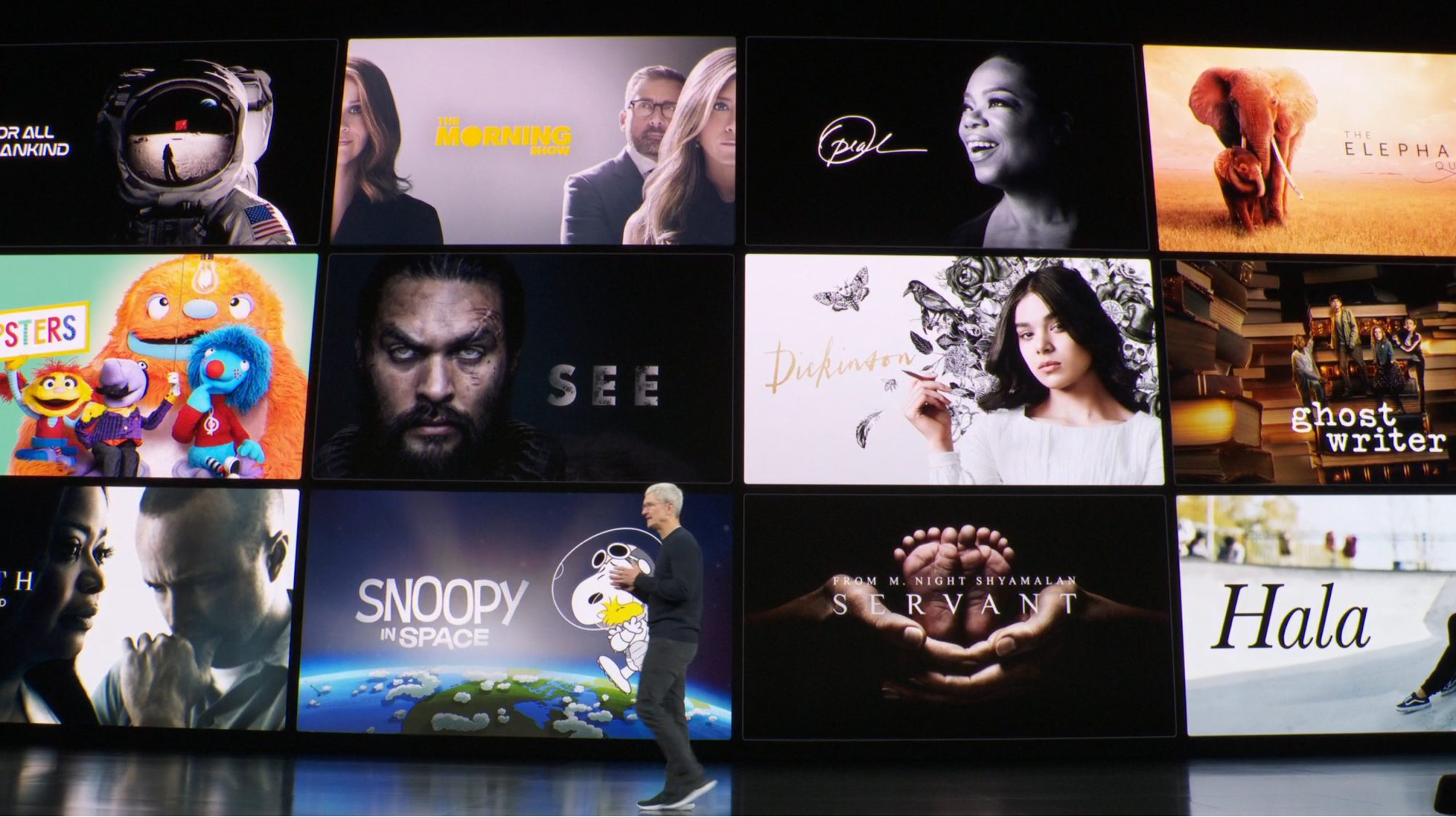 A look at Apple TV+ upcoming shows