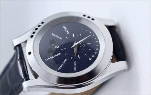 IEVA Time-C Body and Environment Sensor