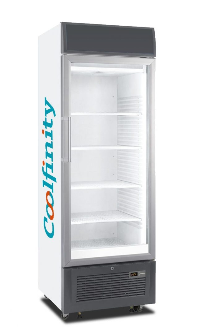 Coolfinity Intermittent-Power Refrigerator