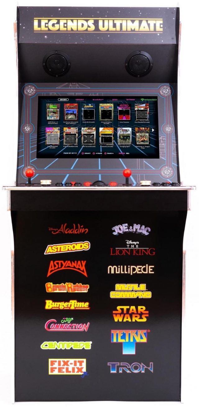 AtGames Legends Ultimate Arcade Cabinet