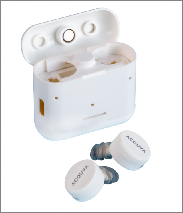 Acouva Hearing Assistant Earbuds