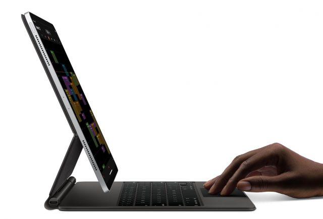 iPad with Magic Keyboard