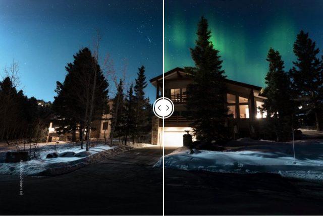AI Augmented Sky tool