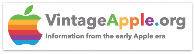 Logo van VintageApple.org