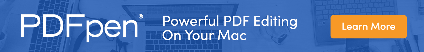 PDFpen: Powerful PDF Editing On Your Mac