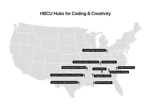 HBCU hubs