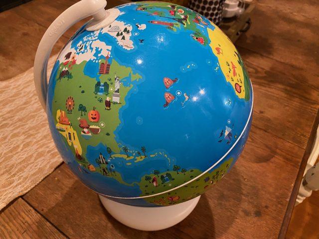 Orboot globe