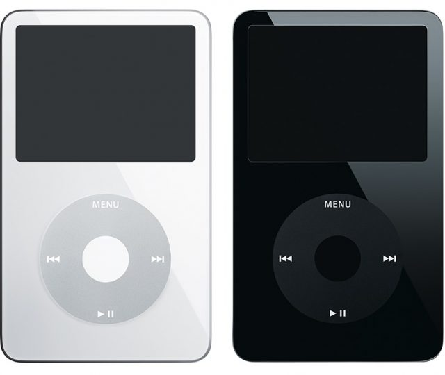 iPod met video