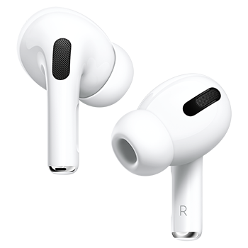 AirPods Pro without case