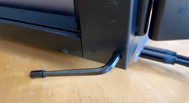 Xebec Allen key stand
