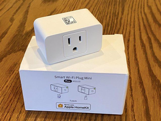 Meross Smart Wi-Fi Plug Mini HomeKit outlet