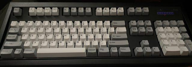 New Model M keyboard