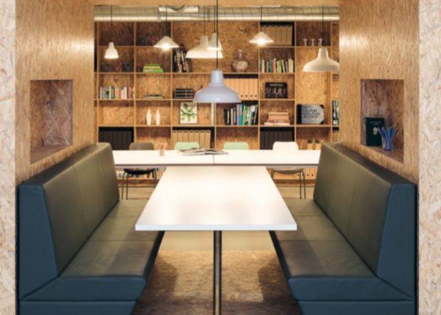 Spaces workspace
