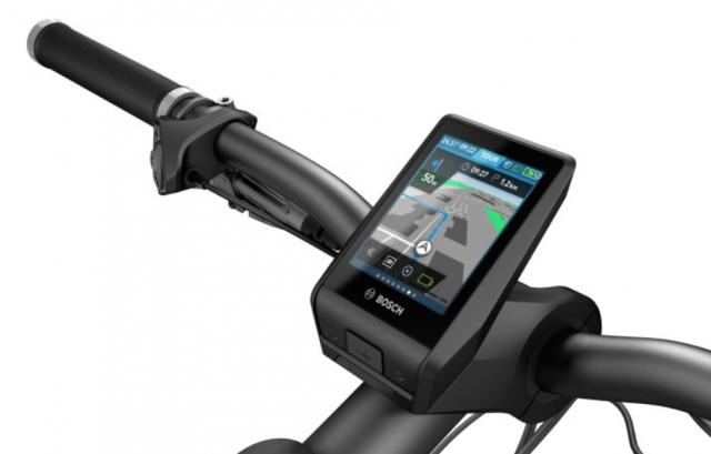 Bosch Nyon Smart Bike Display