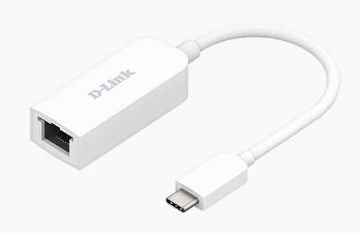 D-Link DUB-E250 2.5GbE USB-C Adapter