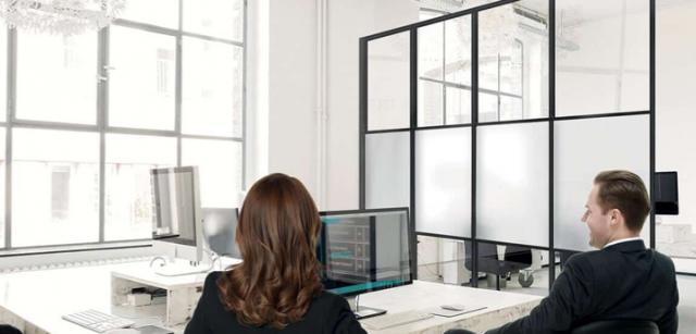 Eyrise i350 Privacy Windows