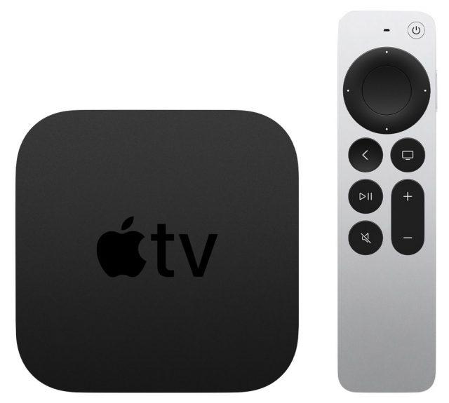 New Apple TV 4K and Siri Remote