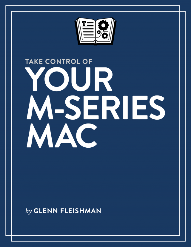 Your M-Series Mac cover