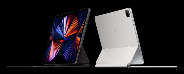 New M1 iPad Pro models