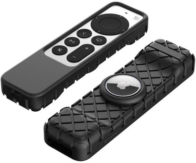Abby's Siri Remote case