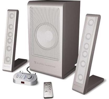 Altec Lansing FX6201 speakers