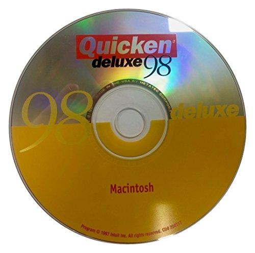 Quicken 98 CD-ROM